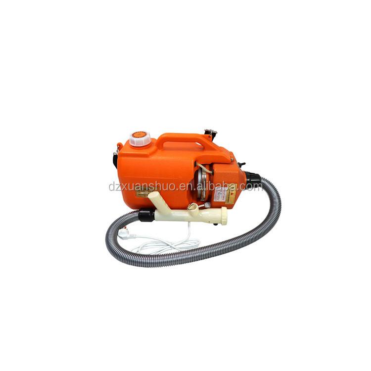 ठंड ULV foggers उत्पन्न पोर्टेबल पानी धुंध प्रणाली कीट नियंत्रण स्प्रेयर