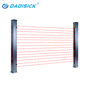 Safety Light Curtain Vehicle Separation Detection Type Sensor Infrared Light Barriers for ETC or AVC