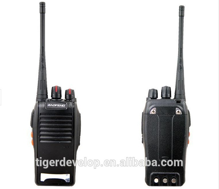 BAOFENG BF-666S/ 777S/ 888S Walkie Talkie Single Frequency/Band UHF 5W