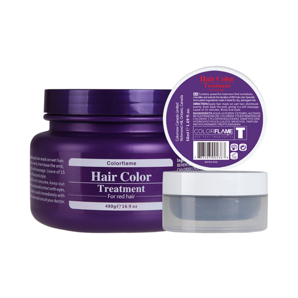 Colormate Hair Color Treatment Mask For Red Hair Buy Hair Color