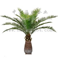 2015 Cheap and High Quality Artificial Palm Tree, artificial tropical plants