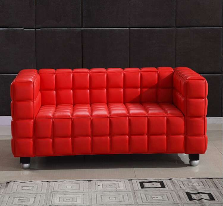 Red Modern Night Club Sofa