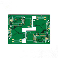 customized multilayer fr4 94v0 rohs smartphone pcb circuit board manufacturer