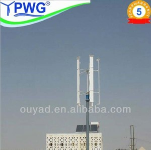3kw Vertical electric generating windmills for sale