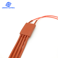 Professional design wholesale high quality cheap thermal heating belt antifreeze silicon 24v 3d printer heater cartridge 25w