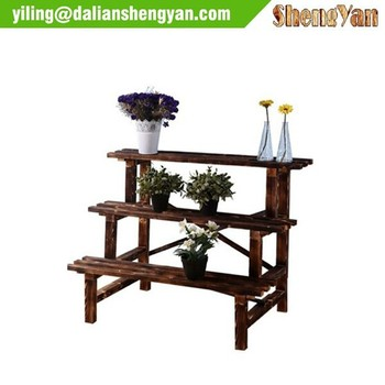 Outdoor Plant Shelves Flowr Pot Stands Buy Outdoor Plant