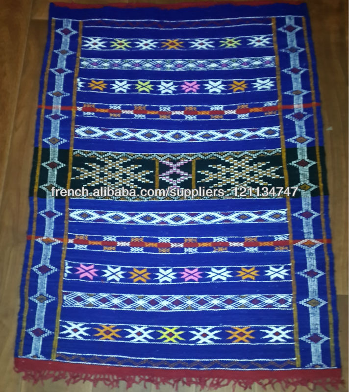 grossiste tapis marocain tapis kilim berber marocain 98cm x 74cm tapis id de produit. Black Bedroom Furniture Sets. Home Design Ideas
