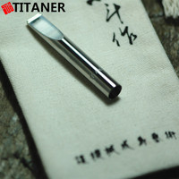 TITANER everyday carry titanium cigarette holder for sale cigarette slim filters classy cigarette holder