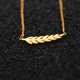 classic Stainless Steel Jewelry 2018 women fashion jewellery rose gold necklace