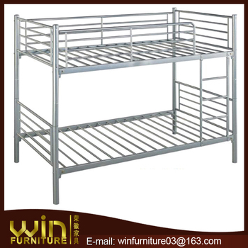 Hot Sale Used Cheap Double Bunk Beds For Sale Metal Frame Bunk Beds
