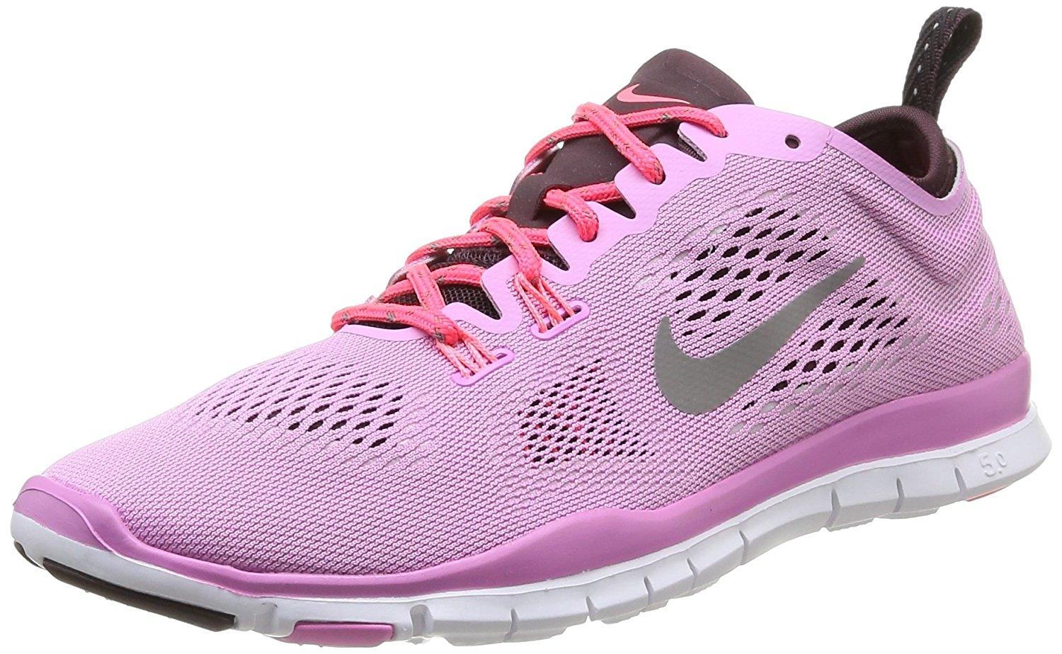 brand new cd766 ce029 Get Quotations · Nike Women s Free 5.0 TR Fit 4 Cross Trainer