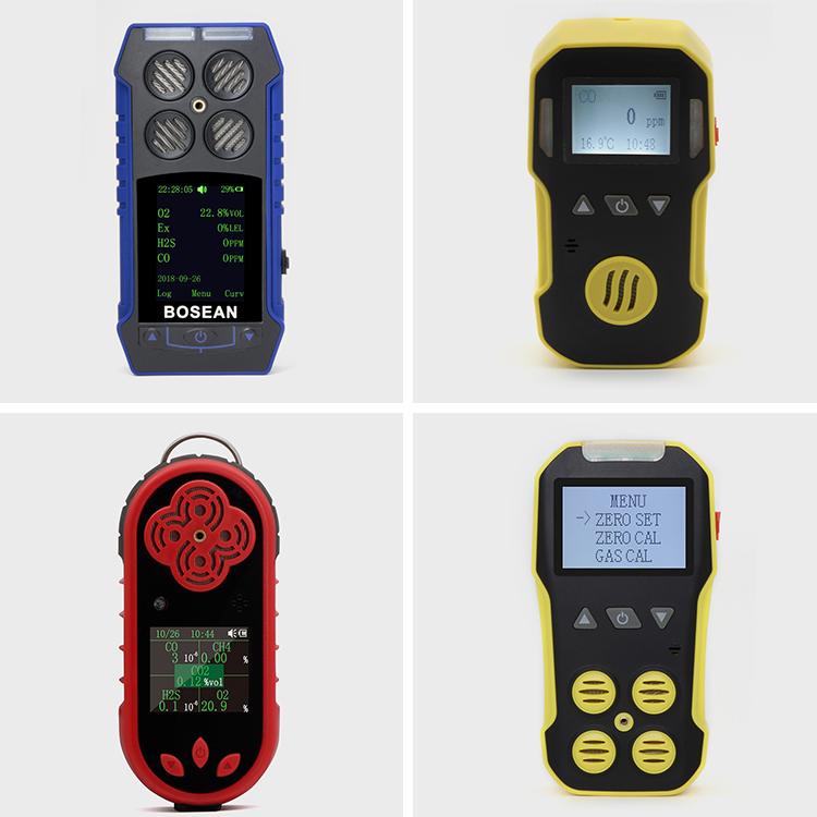 BH-90EX einzigen gas detektor mit gans für ch4