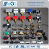Water flow switch for water treatment