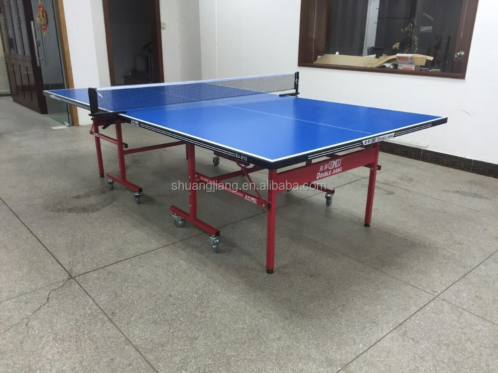 Aluminum Pannel Outdoor Table Tennis Table,waterproof Table Tennis Table,  Outdoor Used Ping Pong
