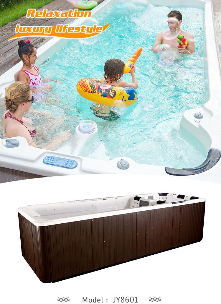 Spa Pool Swim Spa Pool Price Container Fiberglass Outdoor Pool Fiberglass  Hot Tubs - Buy Fiberglass Outdoor Pool Fiberglass Hot Tubs,5 M Swim Spas ...