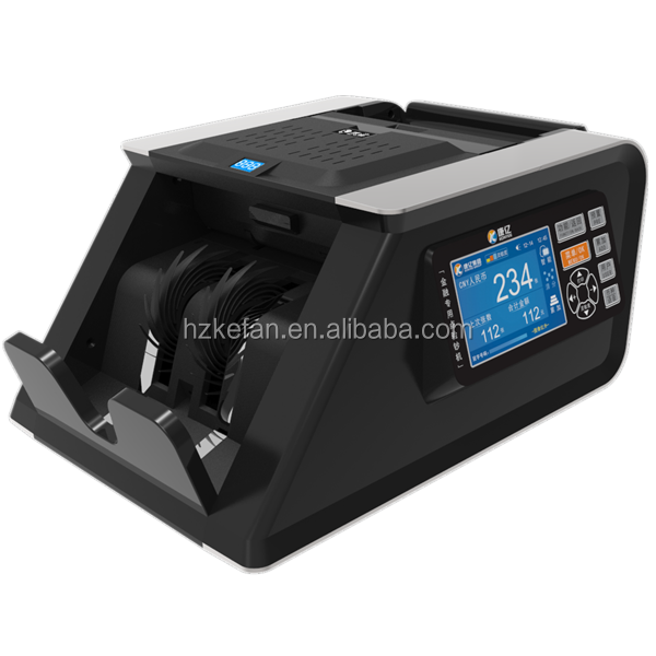 professional mixed denomination note counter multi currency CIS value counter