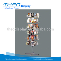 High Efficiency display stand for magazine and newspaper