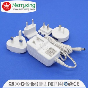 multi plugs ac adapter 5.6v 80ma 5 volts 3 amp ac adapter with 5.5x2.1, 5.5x2.5, 2.5x0.7, 3.5x1.35