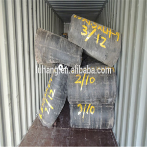 Marine parts ship launching rubber airbags