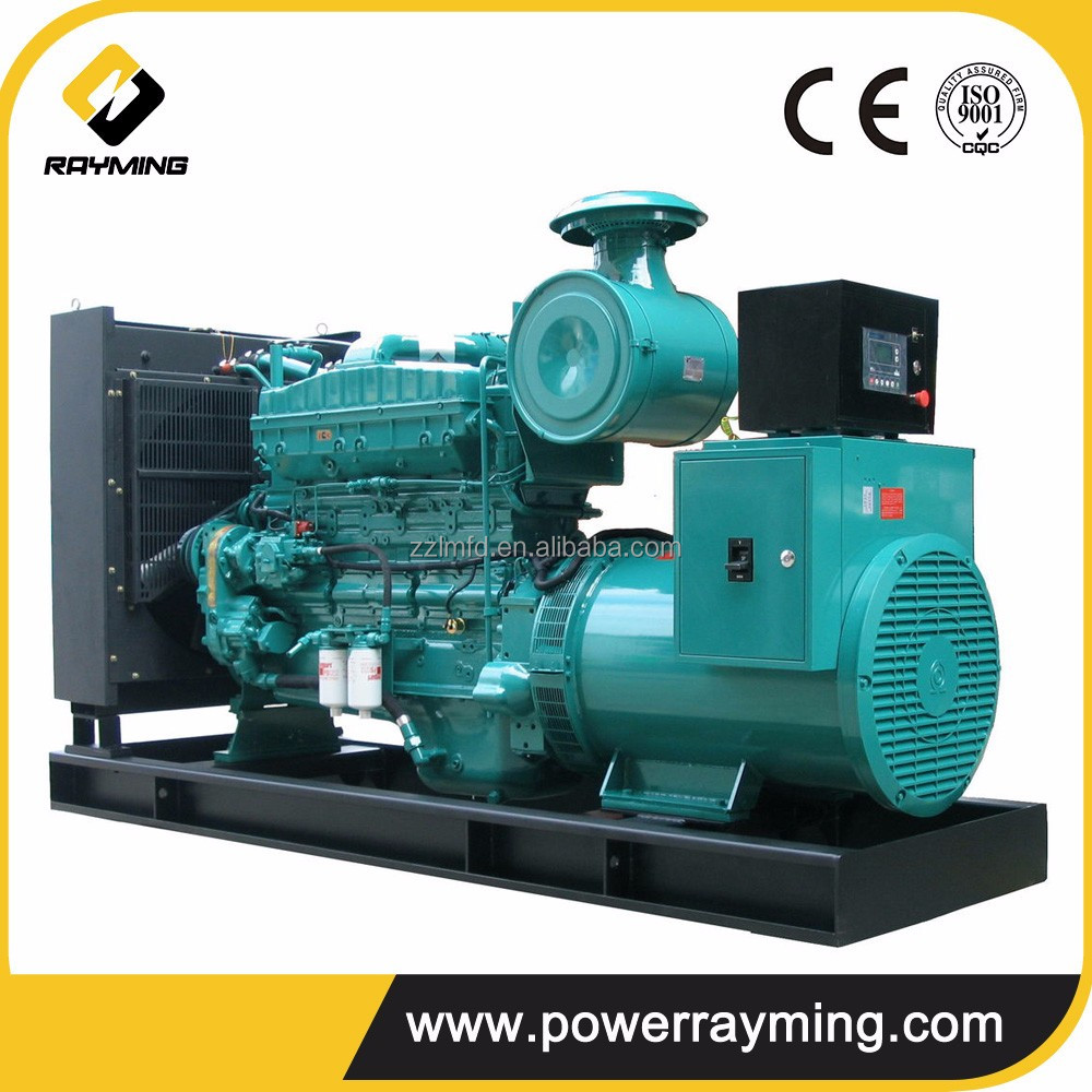 Resonable Price And Famous Brand 400kw 500kva 400kva volvo Diesel Generator