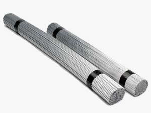 Metal wire twist ties,metal spiral binding wire, PVC coated iron tie wire(2016 hot sale)