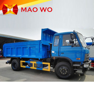 China mini diesel fuel forland light 3 ton dump truck for sale