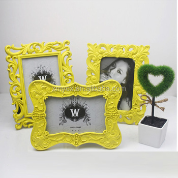 4x6 Wholesale Multicolour Picture Frame Baroque Buy Picture Frame
