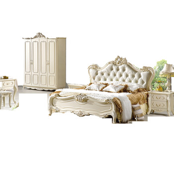 Italian Clic Bedroom Set With Best Quality
