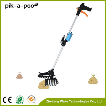 Long Handle Plastic Pet Poop Scoop Made In China