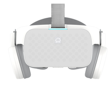 VR Headset Independente, 3D VR Óculos De <span class=keywords><strong>Realidade</strong></span> <span class=keywords><strong>Virtual</strong></span> Tudo em Um com 5.5 polegada 2 k 2560 p Tela Full HD Android 7.1
