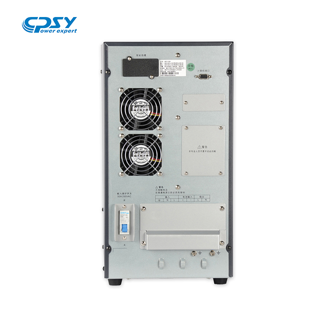 10kva online ups double conversion ups with wide input voltage range