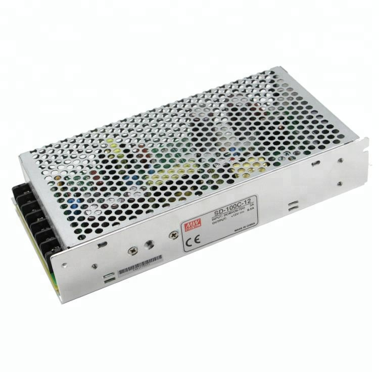 Mean Well SD-100C-24 Isolated DC//DC Converters 100W 24V 4.2A