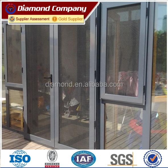304 Stainless Steel Alarm Screen Window Mesh Security Door Screen ...