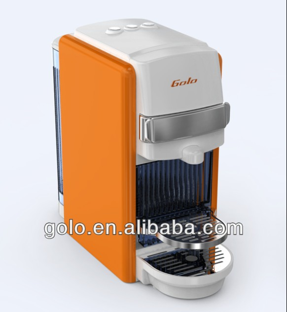 Coffee makers brew double
