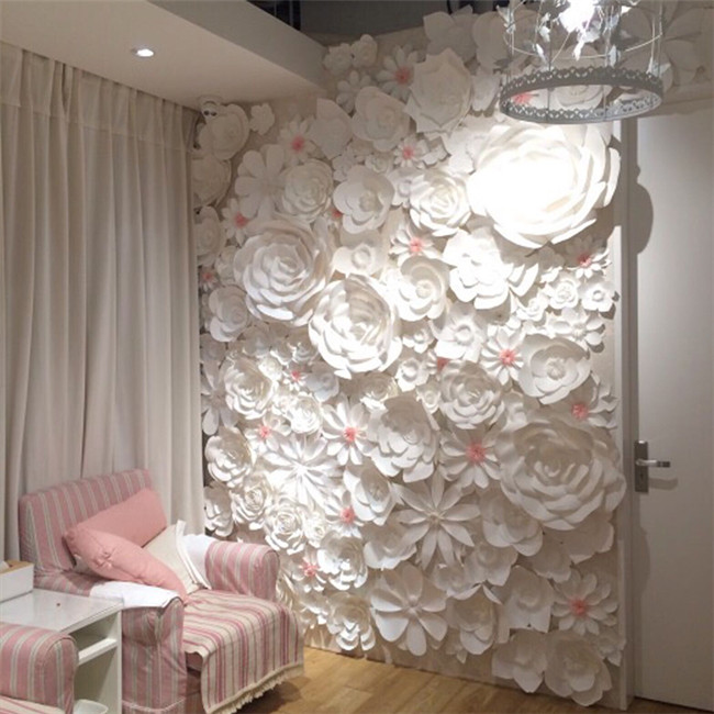 Paper Flower Wall For Wedding Suppliers And Manufacturers At Alibaba