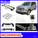 car roof rack bumper guard side step running board door sill chrome accessories for jeep patriot