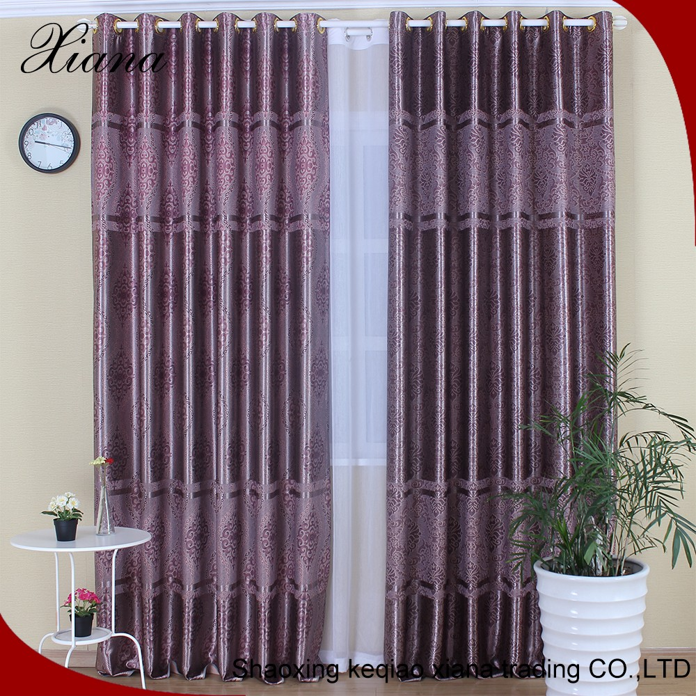 Hotel Project Oriental Curtain Rods
