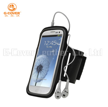 Mobile Phone Case Sports Running Jogging Neoprene Smartphone Armband