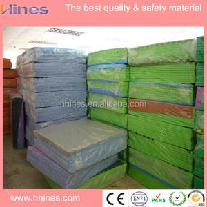 OEM WHOLE SALE High elasticity colorful eva foam sheet/EVA PE foam/EVA ROLL