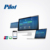 PILOT Online  Prepaid Smart Electricity Meter Three Phase smart meter electricity
