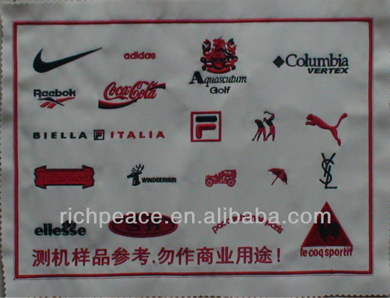 Richpeace Embroidery Machine Standard Series 906 Brand New Design Hot Sale