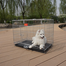 factory price outdoor collapsable small animal dog cage on sale