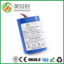 China manufacturer sale rechargeable lifepo4 battery pack