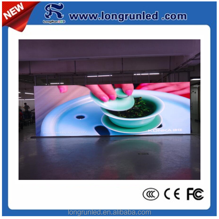 Full Color ali led display xxx vedio/p6mm xxx panels LED billboard modules Sign for advertising