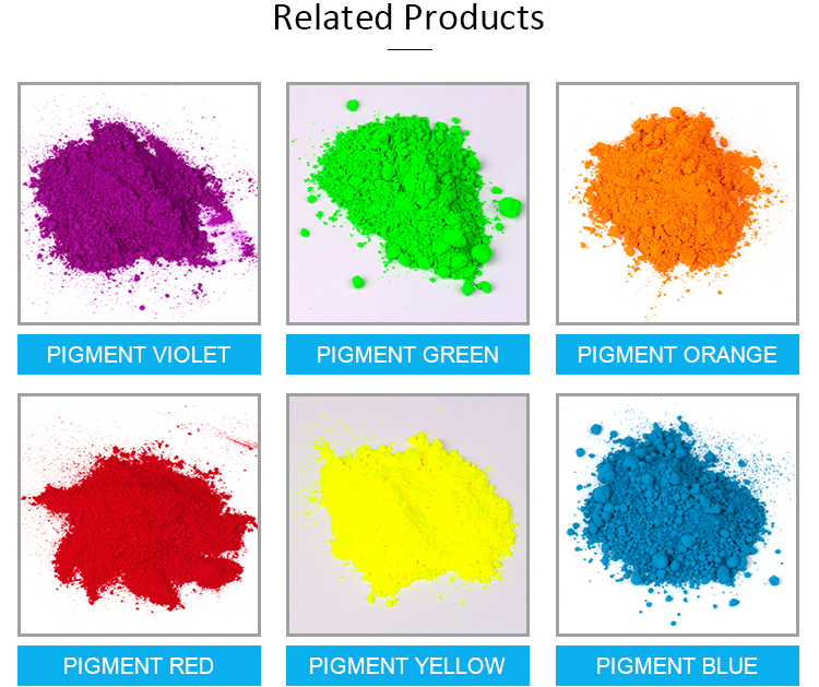 Pigment Yellow 14 Pigment powder used for inks