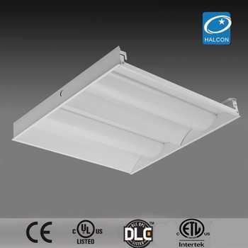 Commercial Lighting Ul/dlc Led Troffer 2x2 Light 1 X 4 Recessed ...