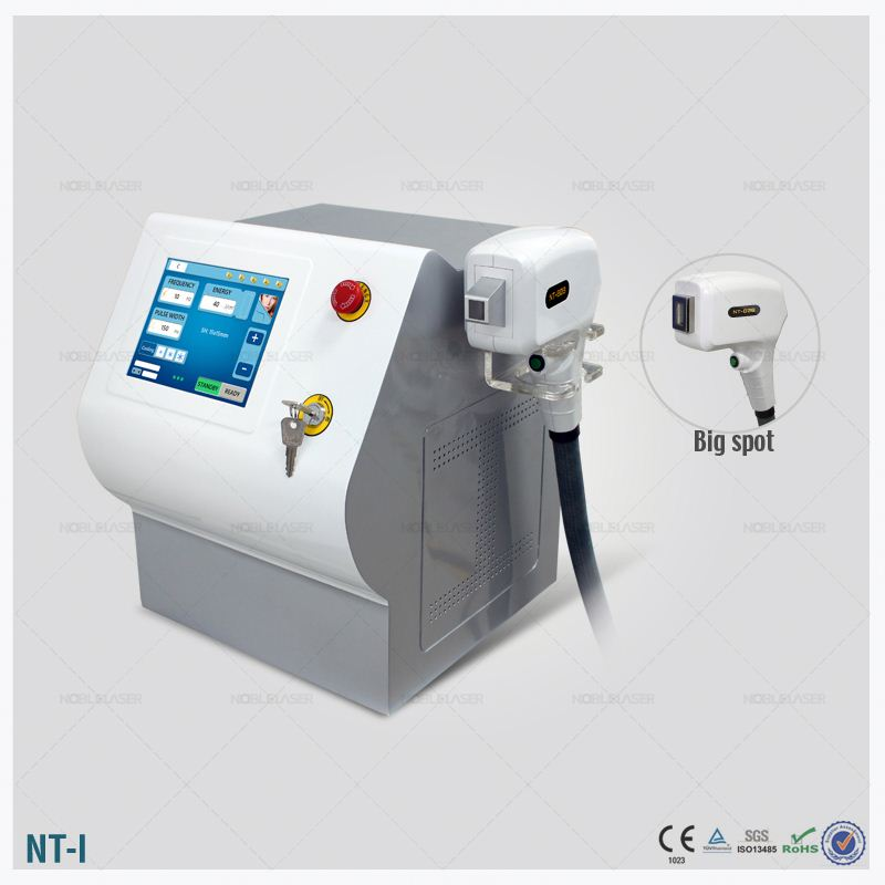 L hot sell 808nm hair removal diode laser machine laptop for home use