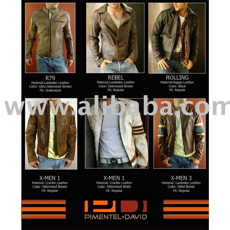 Movie Inspired Leather Jackets