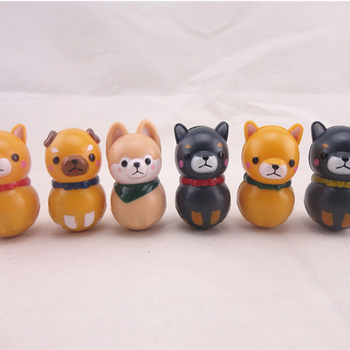 Best quality promotional competitive price wobbly doll toys