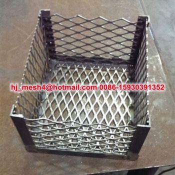 Expanded Metal Firebox Baskets